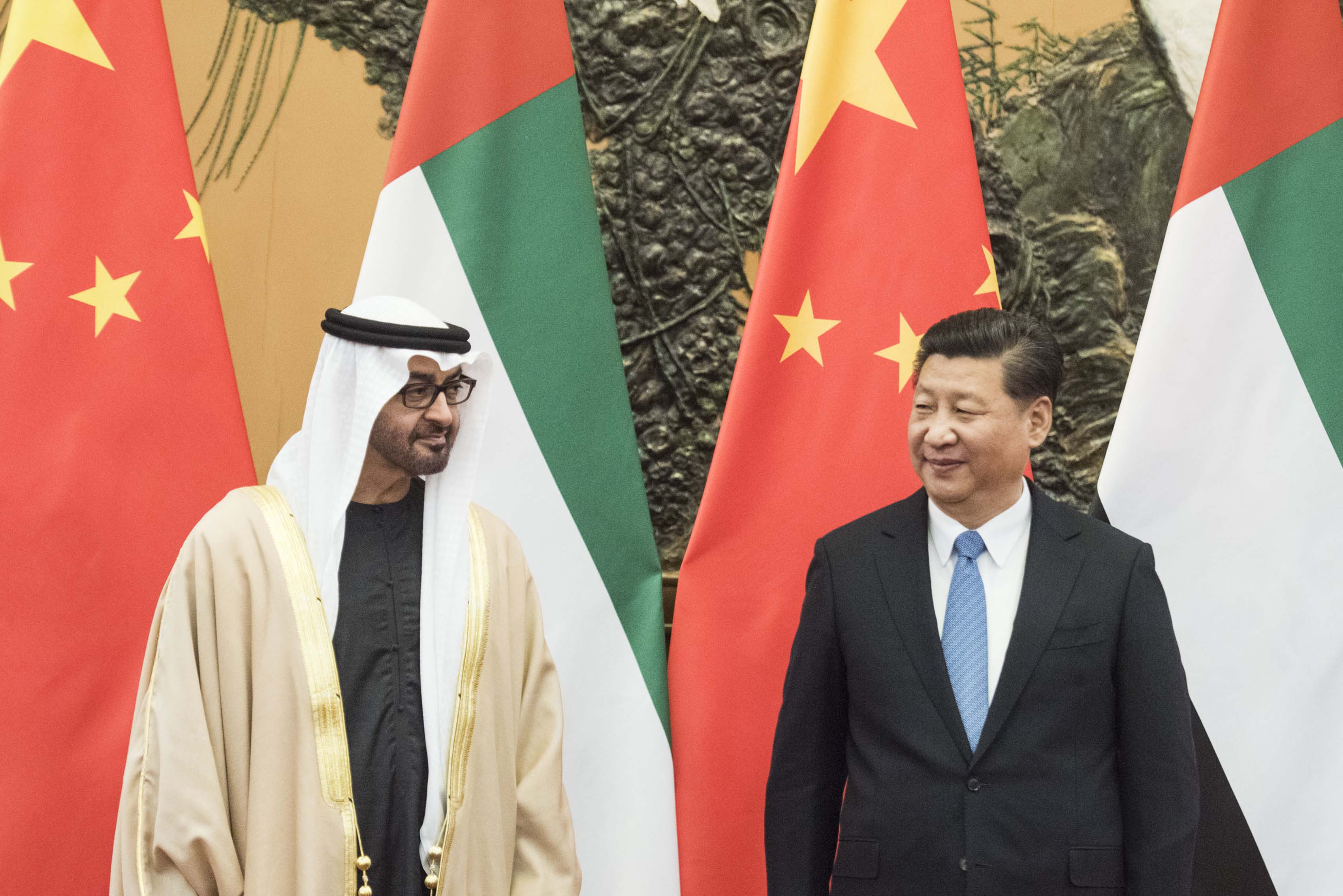 Uae To Become A Shining Pearl Along Belt And Road